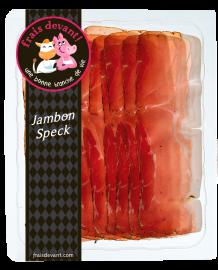 Jambon speck tranché Frais Devant